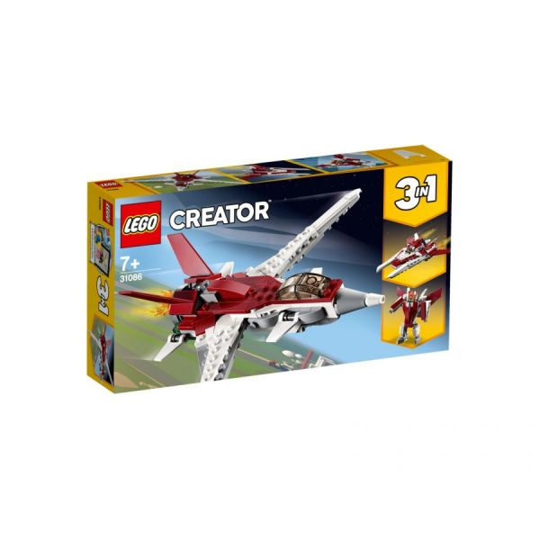 LEGO® Creator Flugzeug der Zukunft