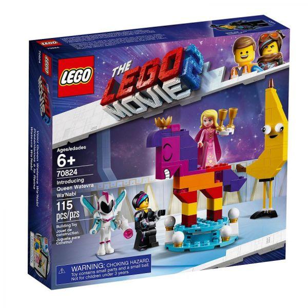 LEGO® Movie 2 Königin Wasimma Si-Willi