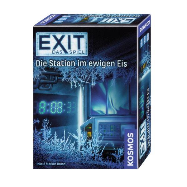 EXIT - Die Station im ewigen Eis NEU 2017 nominiert Kennespiel des Jahres 2017