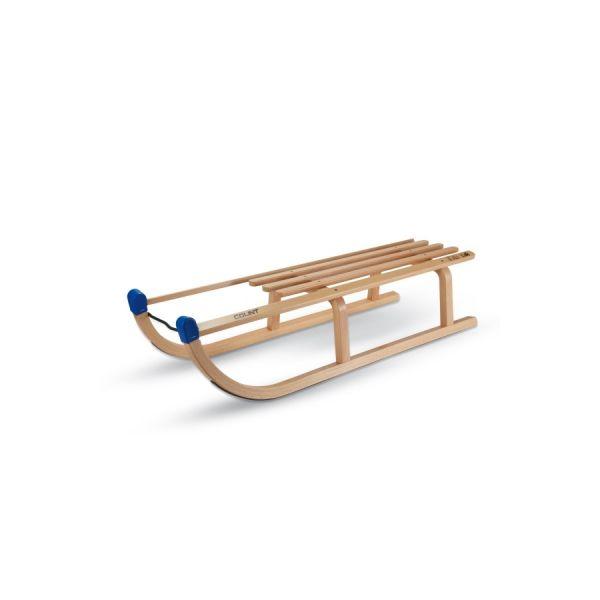 Holzschlitten Davos 100cm