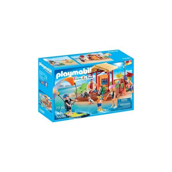 PLAYMOBIL® Wassersport-Schule