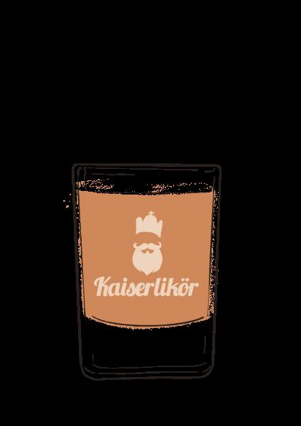 Kaiserlikör Gläser