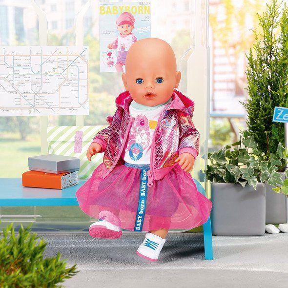 BABY born City Trendsetter deluxe Style
