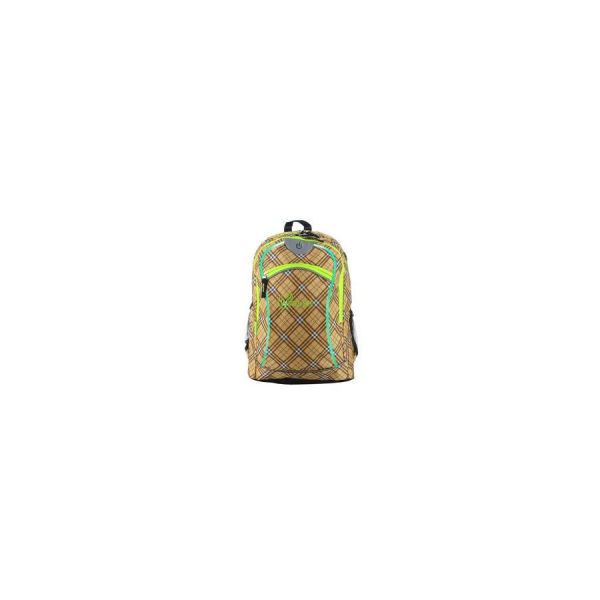 Wheel Bee Backpack Rucksack brown