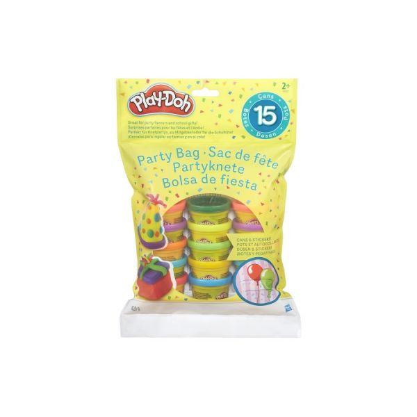 Play-Doh Partyknete mit Stickern