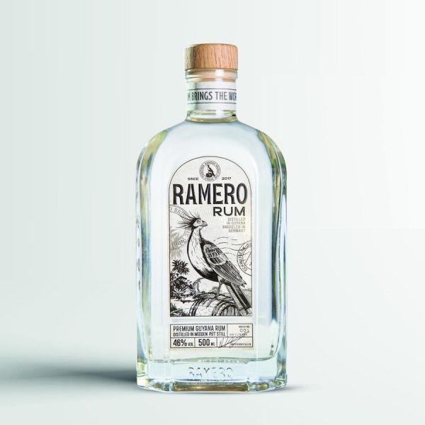 RAMERO Rum Blanco 500ml