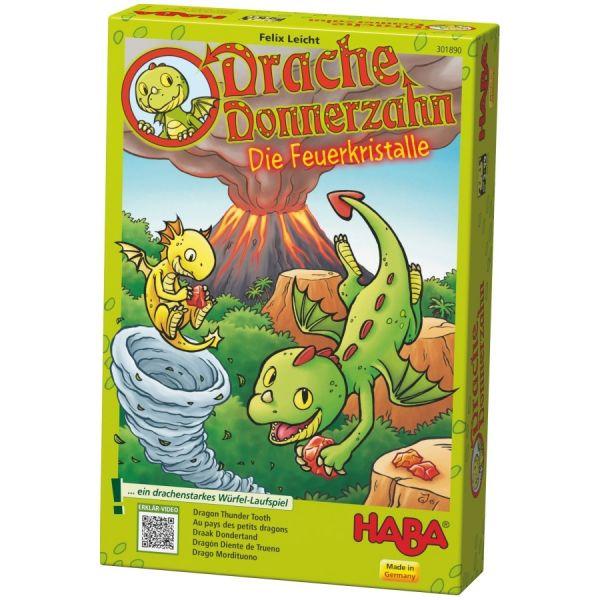 HABA® Drache Donnerzahn- Die Feuerkristalle