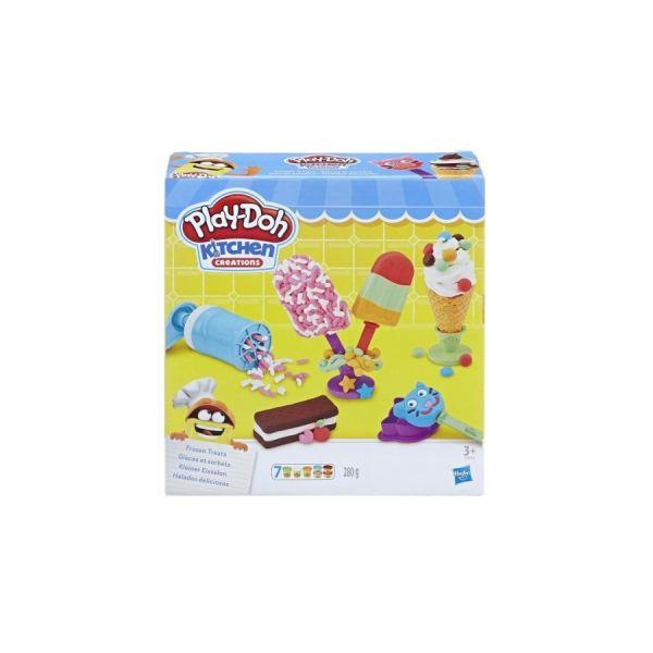 Play Doh Kleiner Eissalon