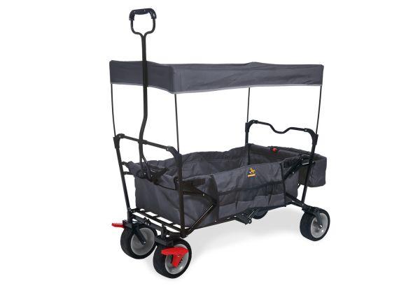 Klappbollerwagen 'Paxi dlx' mit Bremse