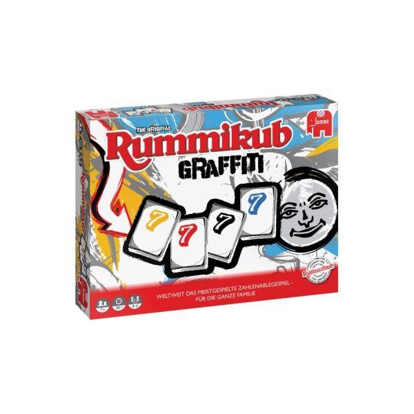 Rummikub Graffiti GH-exklusiv