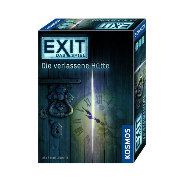 EXIT - Das Spiel / Die verlassene Hütte nominiert Kennespiel des Jahres 2017