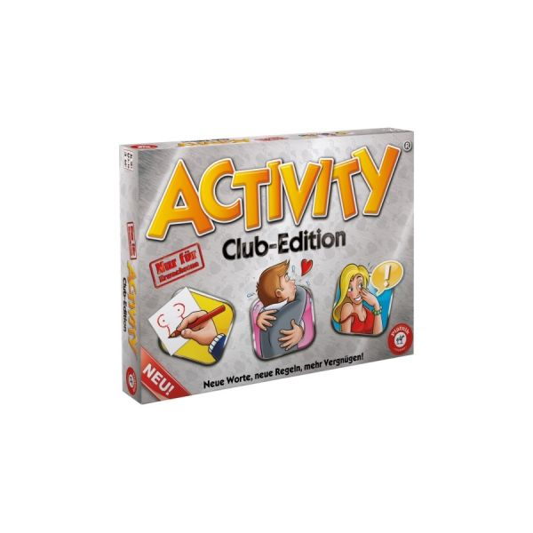 Activity Club Edition ab 18 Jahren