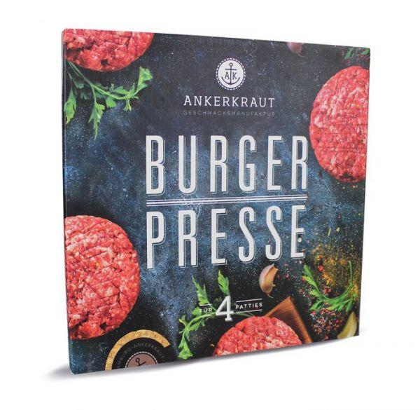 Ankerkraut Burgerpresse