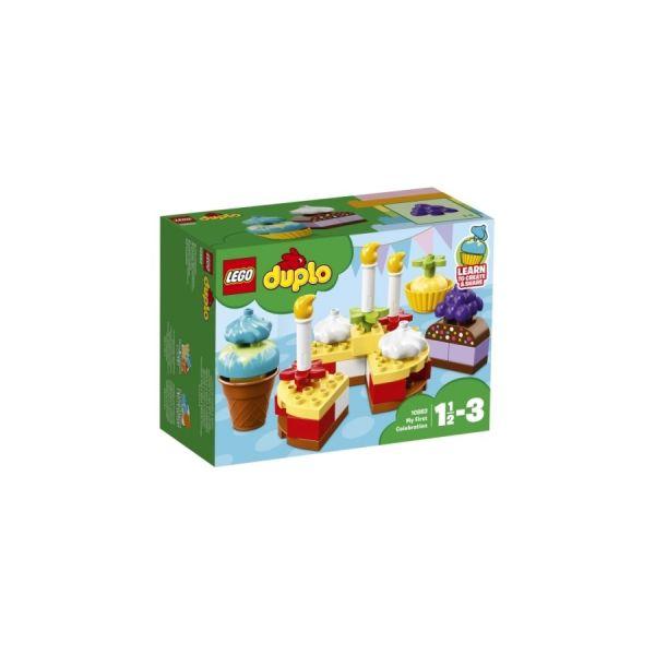 LEGO® Duplo Meine erste Geburtstagsfeier