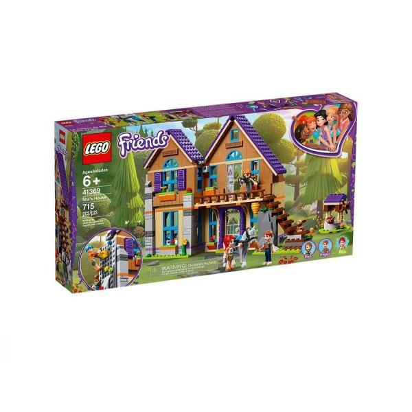 LEGO® Friends Mias Haus mit Pferd