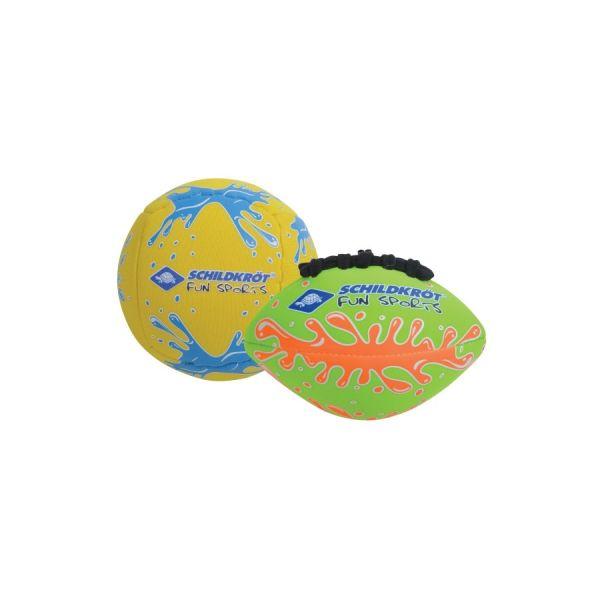 Neoprene Mini Balls duo Volley+Fußball