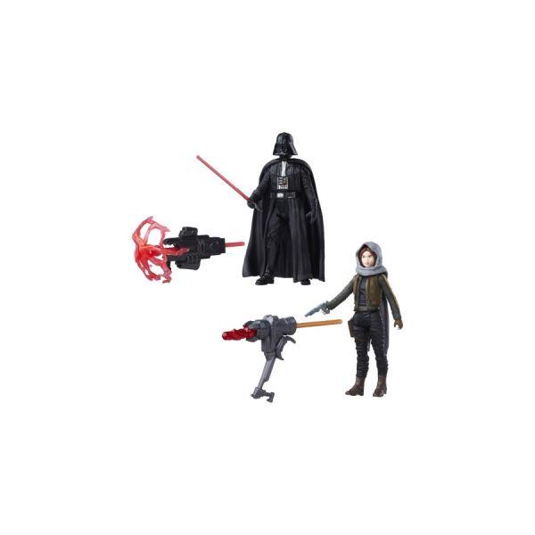 Hasbro Star Wars Rogue 1 Battle-Action Basisfiguren