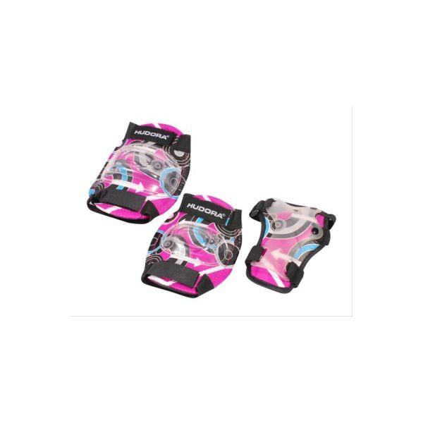 Protektorenset Pink Style, Gr.S