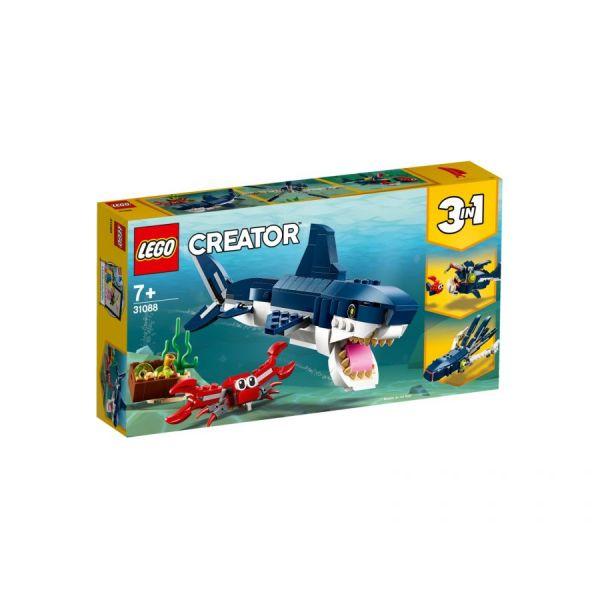 LEGO® Creator Bewohner der Tiefsee