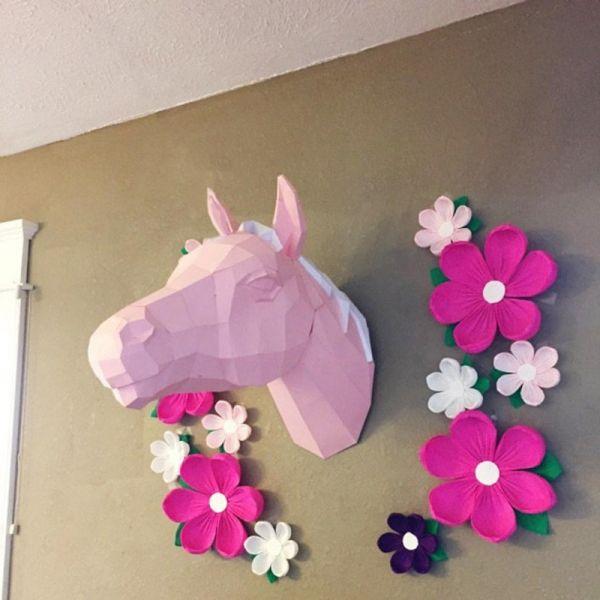 Pferdchen Trophäe