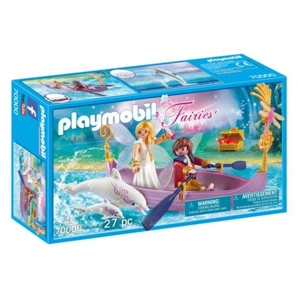 PLAYMOBIL® Romantisches Feenboot