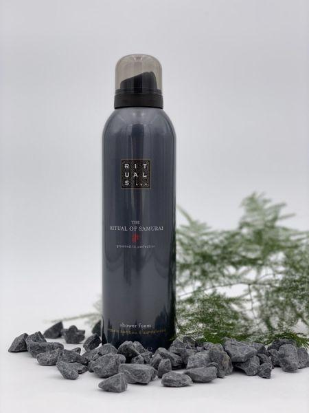 The Rituals of Samurai Foaming Shower Gel