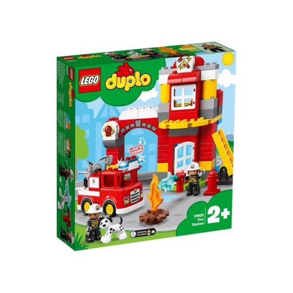 LEGO® Duplo Feuerwehrwache