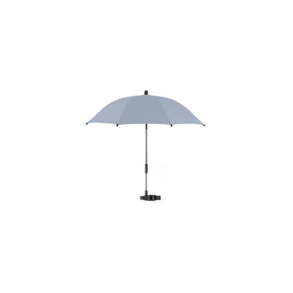 ShineSafe Kinderwagen-Sonnenschirm grau