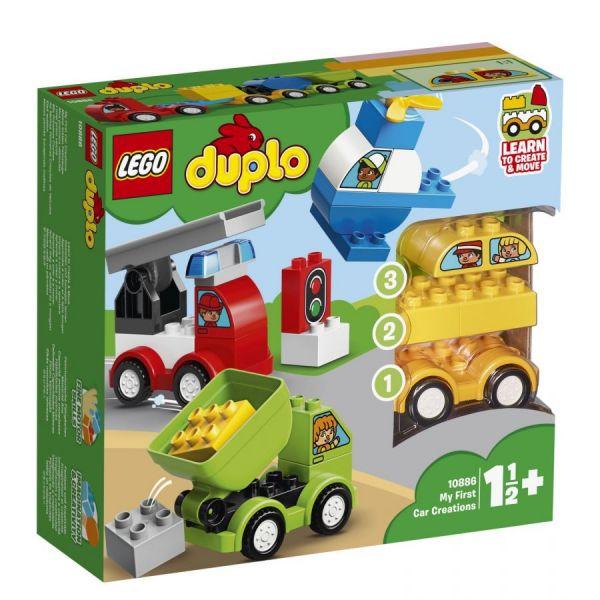 LEGO® Duplo Meine ersten Fahrzeuge