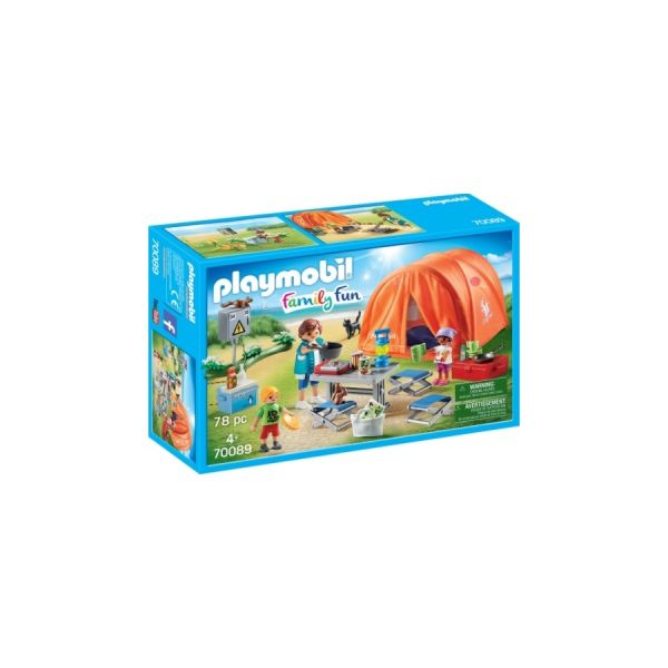 PLAYMOBIL® Familien-Camping