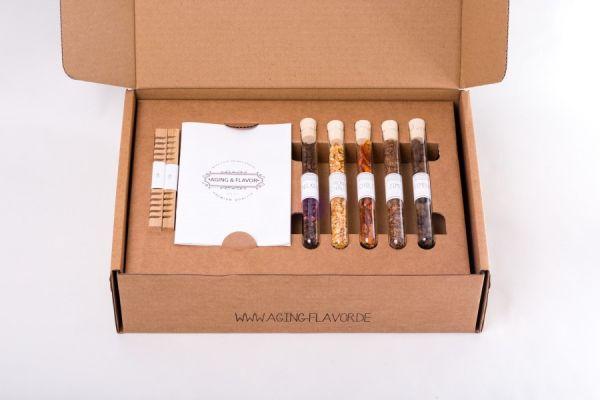 Aging & Flavor Rum Box