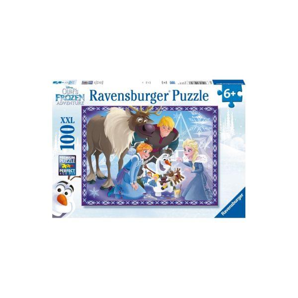 Disney Frozen Familienzauber 100Teile Puzzle