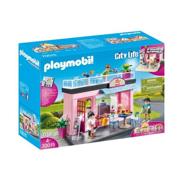 PLAYMOBIL® Mein Lieblingscafe