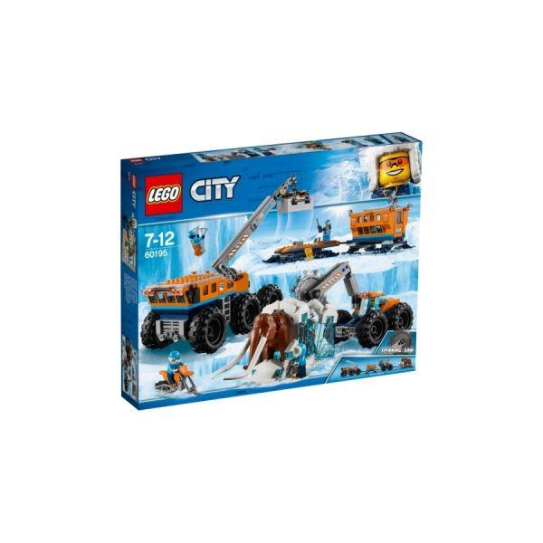 City Mobile Arktis-Forschungs