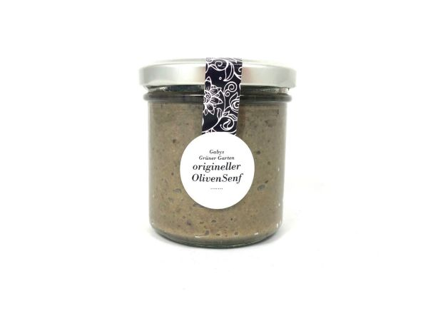 GGG Oliven Senf