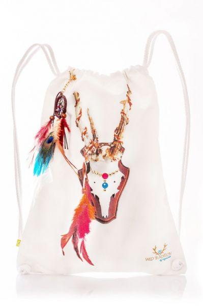 Shopping-Bag Hippie