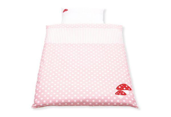 Wendebettwäsche für Kinderbetten2-tlg.