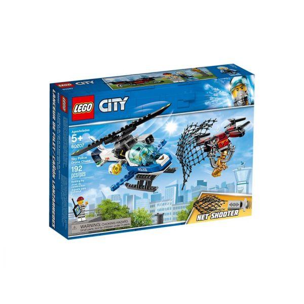 LEGO® City Polizei Drohnenjagd