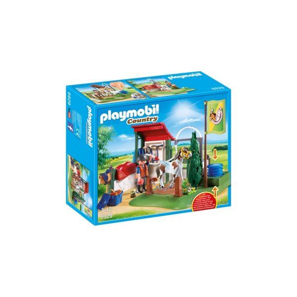 PLAYMOBIL® Pferdewaschplatz
