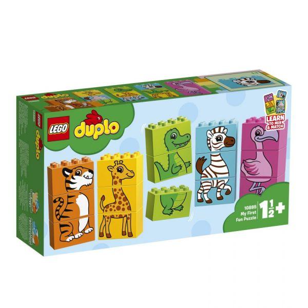 LEGO® Duplo Mein erstes Tierpuzzle