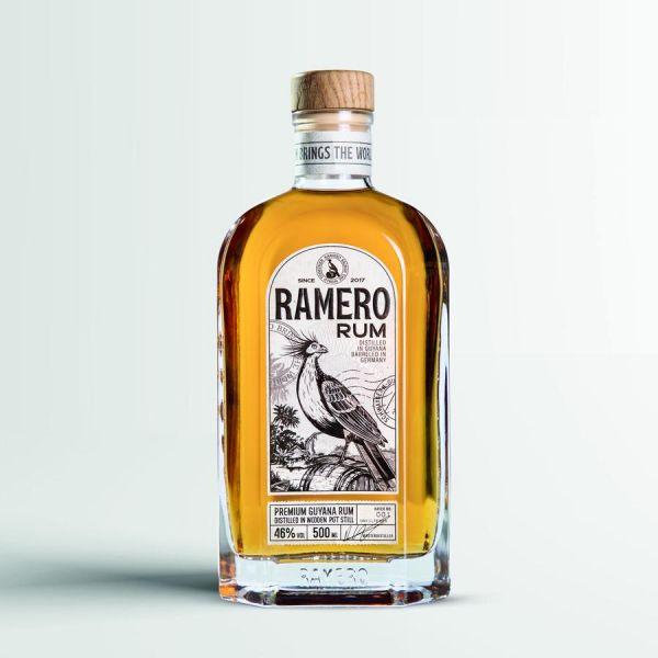 RAMERO Rum Cask Selection 500ml
